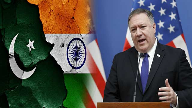 Pompeo Urges India, Pakistan to Avoid Escalation At Any Cost