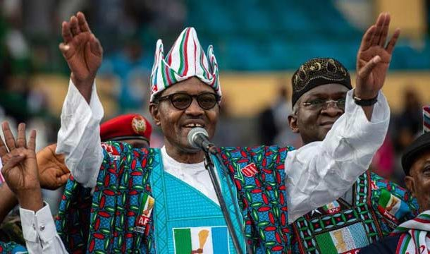 Muhammadu Buhari Re-Elected as Nigeria's President