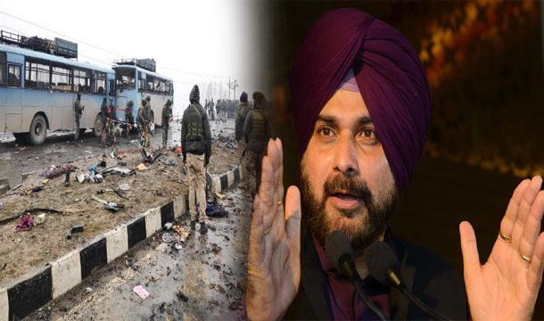 Sidhu Sacked From TV Show After Comments on Pulwama Attack