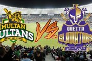 PSL: Get Ready for Sultan and Gladiators Clash Today