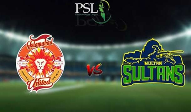 PSL: Islamabad United to Face Multan Sultans Today