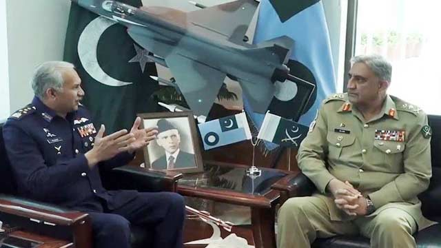 Pakistan Ready to Give Befitting Response to Indian Aggression