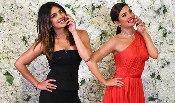 Priyanka Unveils her Wax Statue at Madame Tussauds NY