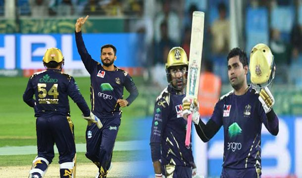 PSL: Gladiators Claims Victory Against Zalmi