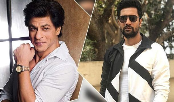 Vicky Kaushal Replaced Shahrukh Khan For Upcoming Film