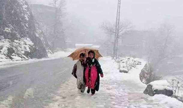 Lethal Winter Storm Hits Pakistan