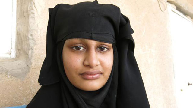 UK to Revoke Citizenship of Daesh Teen Shamima Begum