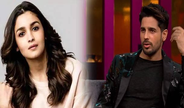 Here is What Sidharth Malhotra Said About Breakup With Alia Bhatt
