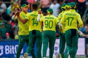 South Africa Decided to Stage Unique 3 Team Fixture on July 18