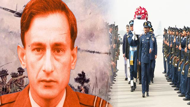 PAF War Hero,  Wing Commander Tariq Habib Khan Passes Away