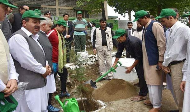 Biggest Tree Plantation of Country Drive Kicks off Today
