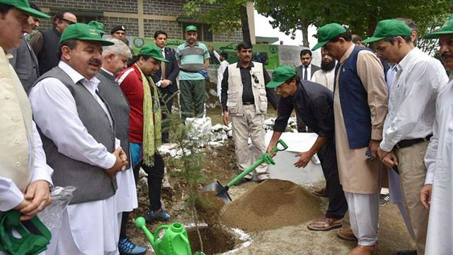 PM to Launch 10 Billion Tree Plantation Drive Today