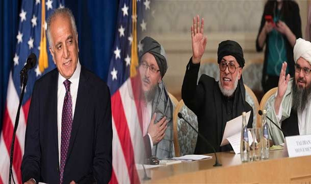 Talks With Taliban Were Productive: Zalmay Khalilzad