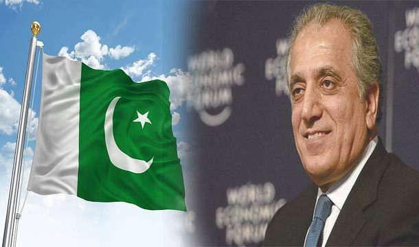 US Wants Better Relations With Pakistan: Zalmay Khalilzad