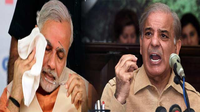 Pakistan Will Hoist its Flag in New Delhi: Shehbaz Warns India