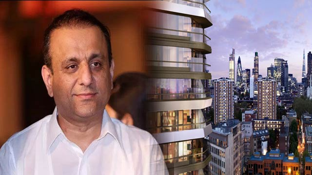 Aleem Khan Allegedly Owns Four Apartments in London