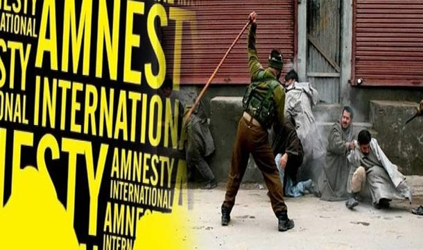 Amnesty Urges India to Ensure Safety of Kashmiris After Pulwama Incident
