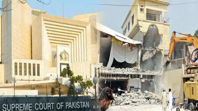 Karachi: Top Court Orders to Continue Anti-Encroachment Drive