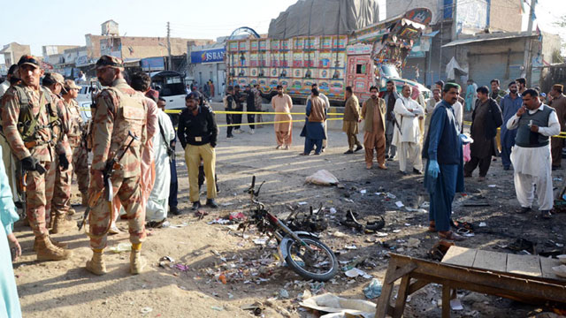 Balochistan: 1 Dead, 18 Injured in Bomb Blast
