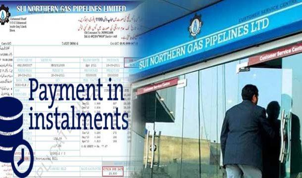 Gas Consumers Can Now Pay High Bills in Installments, Report Issued