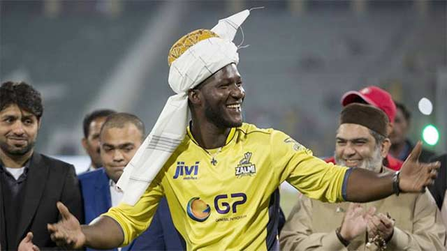 PSL One of The Best Leagues in World: Daren Sammy