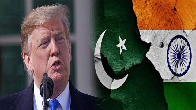 Right Now Very Dangerous Situation Between India and Pakistan: Trump