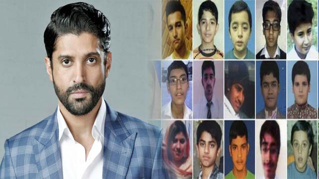 Farhan Akhtar's New Song Dedicated to APS Attack Victims