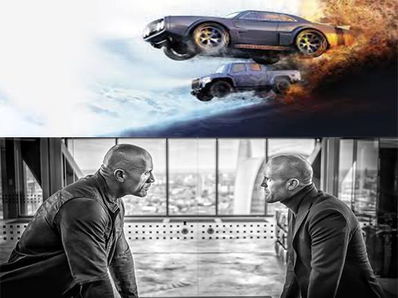 Hobbs and Shaw will be the new Face of Fast and Furious'