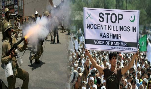No End To The Sufferings Of Kashmiris