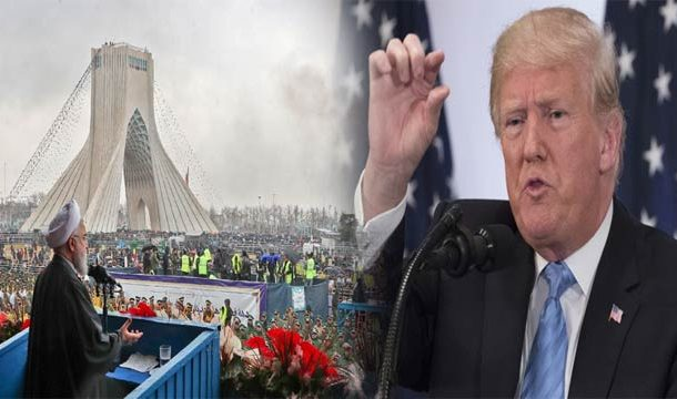 Trump Termed Iran Revolution as a Complete Failure