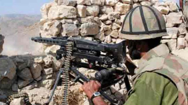 Security Forces Foils Major Terror Plan in South Waziristan