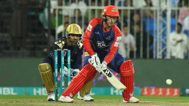 PSL: Ingram's Heroic Performance Leads Kings to Victory
