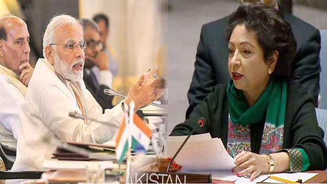 India's No-Talk Posture Puts Regions' Peace at Stake:  Maleeha Lodhi
