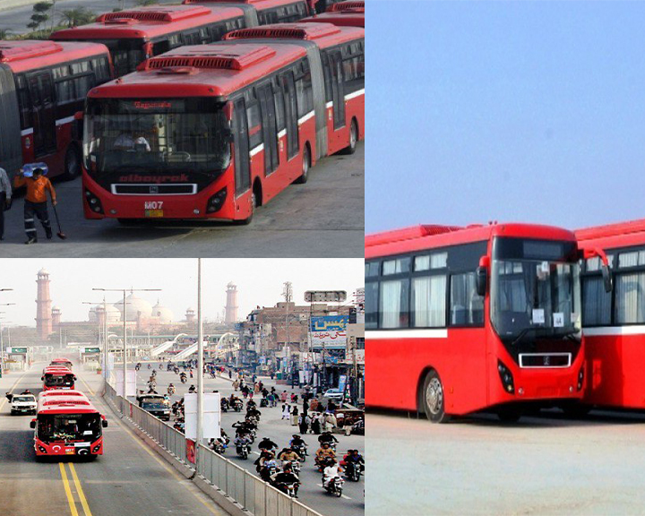 PUNJAB GOVERNMENT ANNOUNCED TO END SUBSIDY ON METRO BUS SERVICE