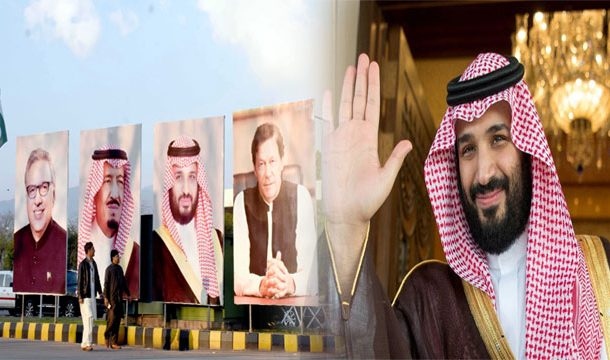 Preparations Finalized for Historic Visit of Saudi Crown Prince on Feb 17