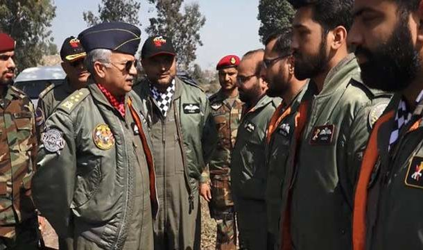 PAF Ready to Defend Motherland At Every Cost: Air Chief
