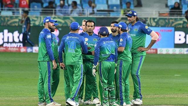 PSL: Multan Sultans Claims Victory Against Islamabad United