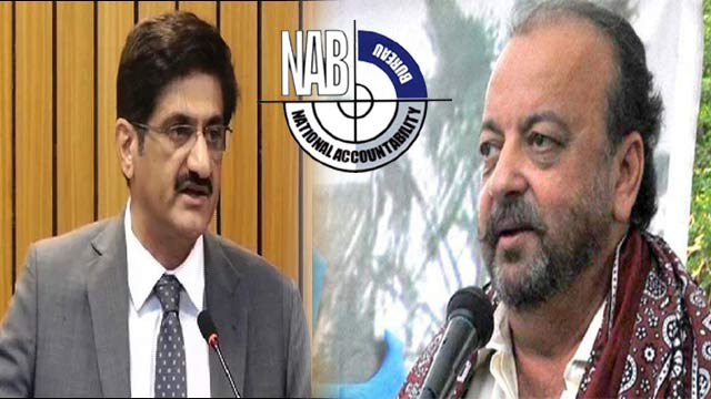 NAB Forced Durrani's Daughter to Sign Documents: CM Sindh