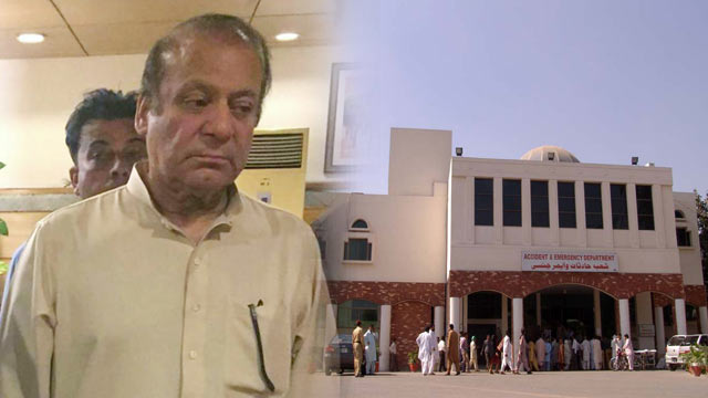 Nawaz Sharif's Medical Team Suggests Surgery for Further Treatment