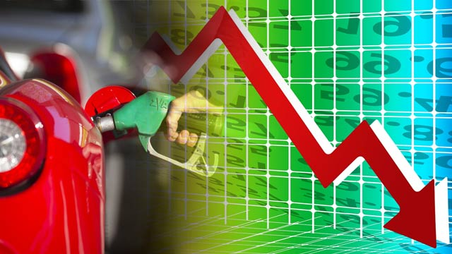 Petrol Price Reduced by Rs0.59 Paisa