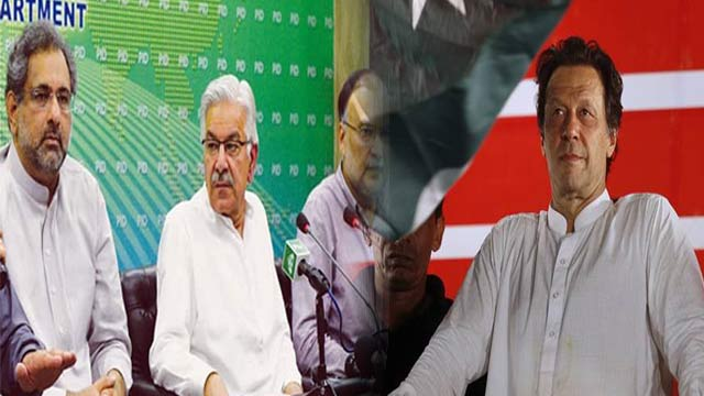 PML-N Terms PTI Govt as Threat to The Country