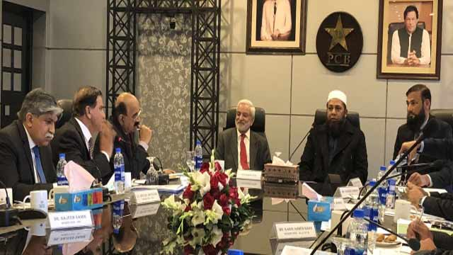 PCB Approves Anti-Racism Code for Cricketers