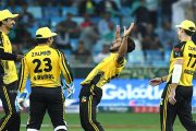 PSL: Zalmi Stuns Qalandars by a Comfortable Margin