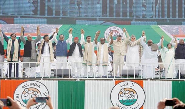 India: 23 Regional Parties Announce Economic Plan to Win Election