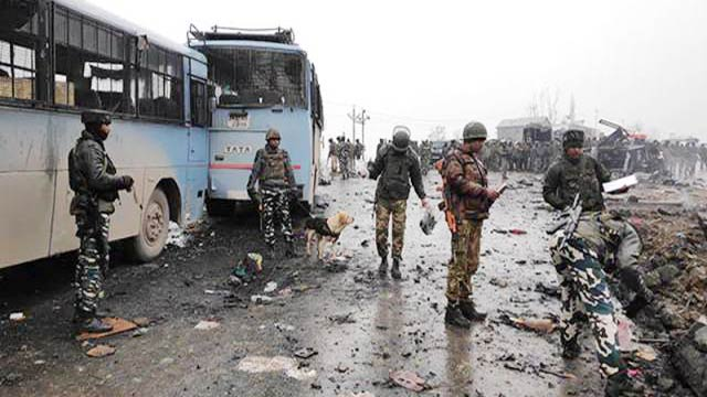 Indian Authorities Revealed Name Behind Pulwama Attack