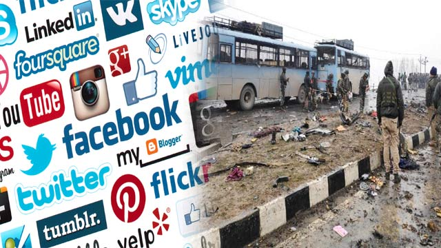 Here's How Social Media React to Pulwama Attack
