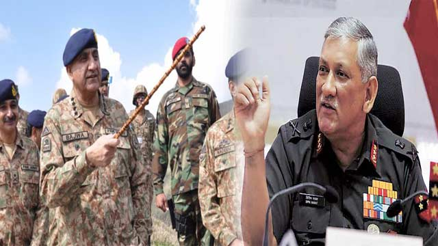 I Follow COAS Bajwa Very Well: Indian Army Chief