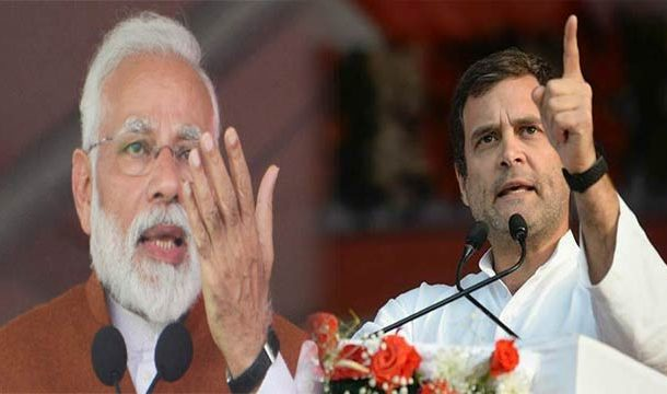 PM Modi Gave Stolen Money to Anil Ambani: Rahul Gandhi