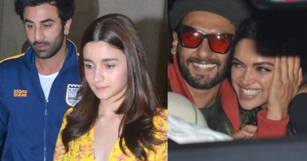 Alia Bhatt & Ranbir Kapoor Valentine's Day Dine Out Picture is Viral All Over