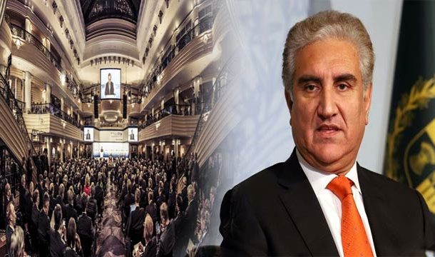 FM Qureshi Departs for Germany to Attend Munich Security Conference